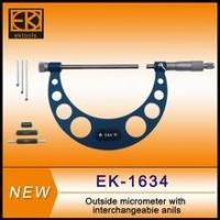 Quality painted frame outside micrometer for sale