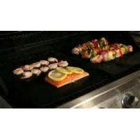Quality PTFE Reusable Teflon Non Stick BBQ Grill Mats for sale