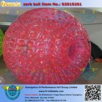 Quality inflatable zorb ball hot sale with discount for sale
