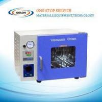 Quality Atmosphere vacuum dry oven dzf-6020 vacuum drying oven for sale