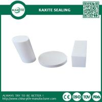 Quality Molding Teflon Ptfe Sheet 4mm - 50mm Skived With Excellent Insulation Property for sale