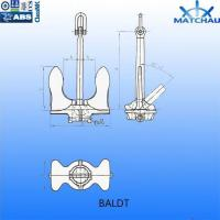 Quality Anchor & Chains Stockless anchors - Baldt for sale
