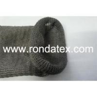 Wholesale Pure Stainless Steel Fiber Fabric Thermal Resistant Stainless Steel Sleeve from china suppliers