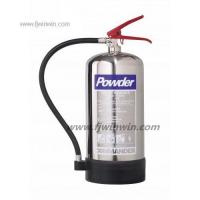 Quality FJD-S066KG DCP Stainless Fire Extinguishers for sale