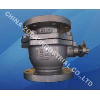 Quality Flange ball vale for sale