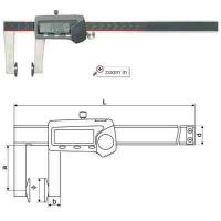 Wholesale Plate Anvil Digital Calipers , Series:SC16 from china suppliers
