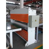Quality ABS HIPS/GPPS refrigerator sheet extrusion line for sale