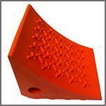 Quality Polyurethane Wheel Chock for sale