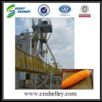 Quality Feed Silo 80 - 100 t/h nylon wheat bucket elevator system for sale