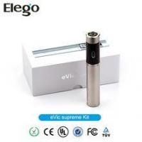 Quality Newest&Hottest Joyetech Evic Supreme Stainless VV/VW Joyetech Evic Supreme Kit for sale