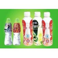 Quality colorfull printing clear heat shrink label for bottle for sale