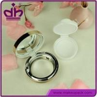Quality BB cream case air cushion empty compact cosmetic case with mirror for sale