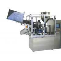 Quality Cream/ointment SGF-50 Auto Tube Filler sealer for sale