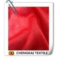 Quality shaoxing county american football jersey fabric for sale