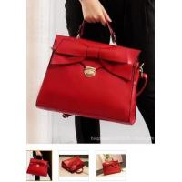 Wholesale Straight-line bowknot briefcase from china suppliers