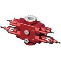 Quality U type Well Head Equipment , Single / Double Ram Blowout Preventer for sale