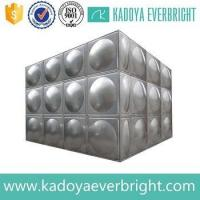 Quality Gold supplier economic stainless steel rectangular 1000m3 tank for sale