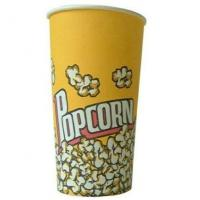 Quality paper cup catalog for all Popcorn Bucket - 24 oz for sale