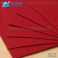 Quality High Quality red colour paper/hard paper board for sale