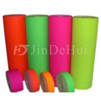 Wholesale Adhesive Fluorescent Label Paper from china suppliers