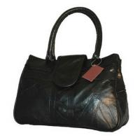 Wholesale patchwork leather bags p-1612 from china suppliers
