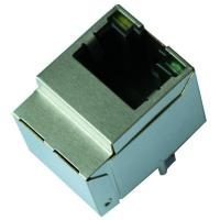Quality 1840417-2 Gigabit Vertical RJ45 Connector With Magnetics for sale