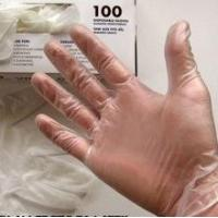 Quality Cheap Medical Disposable Vinyl Gloves Powdered for sale