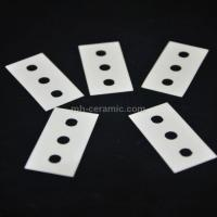 Quality Ceramic Sheet ceramic cutting blade, zirconia ceramic substrate with high hardness for sale