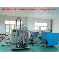 Quality HF-S700UVCurableHotMeltCoatingMachine for sale
