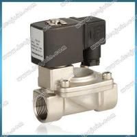 direst acting water solenoid valves