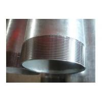 Wholesale Galvanized Threaded Steel Pipe from china suppliers