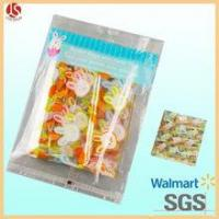 Quality Large plastic Easter basket wrapping films gift wrapping sheets rabbit design for sale