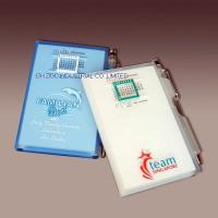 Quality Plastic Memo Holder with Pen for sale