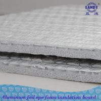 aluminum foil insulation materials with epe and bubble