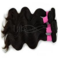 Hot sale fashion 6a unprocessed virgin hair remy hair extension Europe hair