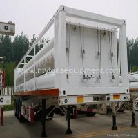 Quality PZ25-4000-610 type CNG Storage jumbo Cylinder Skid-Mounted Transportation equipm for sale