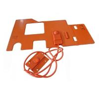 Quality Custom Silicone Rubber Hot Pad 12V Manufacturer for sale