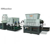 Quality Multipurpose Twin shaft shredderSDR-100 for sale