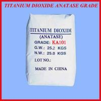 Quality General Use KA101 Anatase Titanium Dioxide for sale