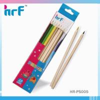 Wholesale 7'' Natural wood Color Pencil For Kids from china suppliers