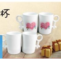 Wholesale Sublimation New Couple Mug from china suppliers