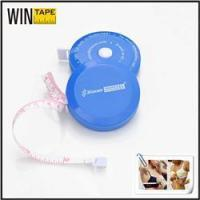 Quality 150cm/60inch Retractable Tape Measure/Body Measuring Tape Retractable for sale