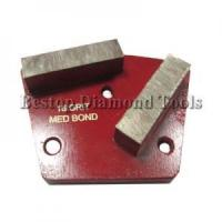 Metal Bond Concrete Diamond Grinding Plate