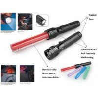 Strobe Warning Light With Acrylic Wand And Magnetic Base