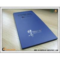 Quality Colorful Customized Size Pamphlet Printing for sale