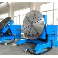 Pipe Tube Flange Elbow Tiltable Welding Positioner