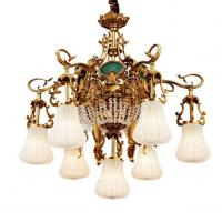 Quality Crystal Ball Light Fixture for sale