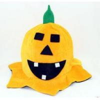 Green Top Halloween Pumpkin Hat Masquerade Costume Prop Make-up for Perfor promotion gift