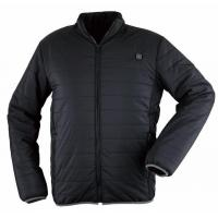 Quality Black Down Jacket Heated Clothing for sale