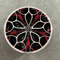 Forged 4 hole alloy wheel rim with pcd 4x98